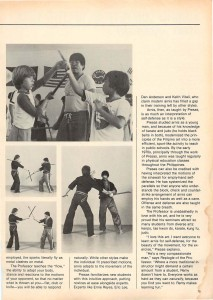 Black Belt Yearbook 1982 Vol 2as, Instructor of the Year-Page 75