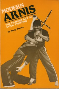 Modern Arnis- The Filipino Art of Stick Fighting, by Remy Presas