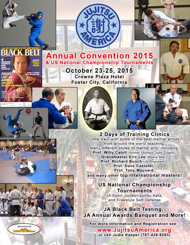 2015 Jujitsu America Convention