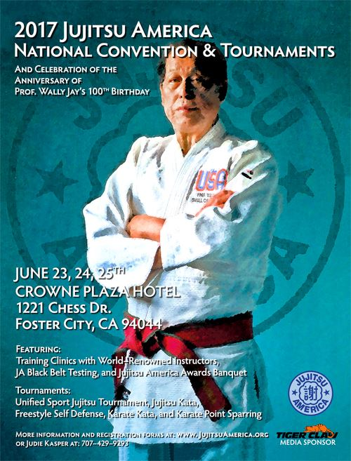 2017 Jujitsu America Convention