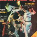 Black Belt 1981 Calendar