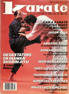 Karate-Illustrated-March-1985-Vol-16-No-3-Amazing-Arnis-Kicking-and-the-Stick_Mike-Replogle